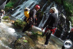 Canyoning Tara
