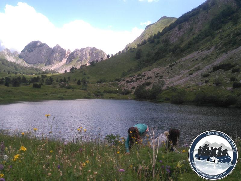 Foto safari jezero zelengora