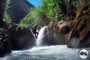 Kanjoning-Tara