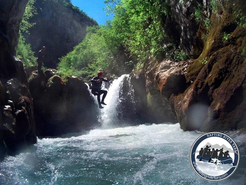 Kanjoning Tara rijeka
