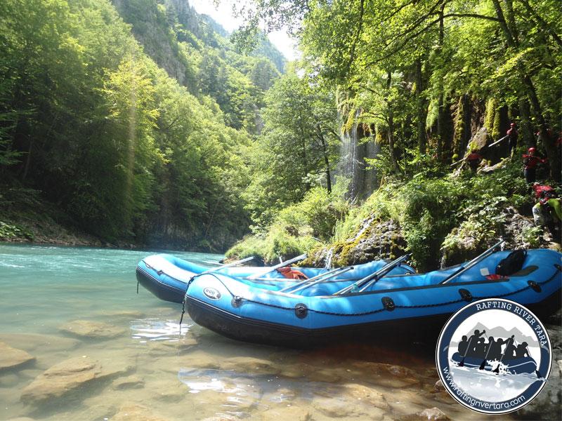 Rafting tara avantura