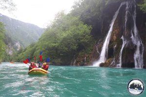 Tara-rafting