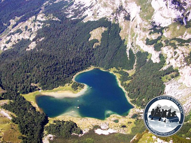 Trnovacko jezero planinarenje