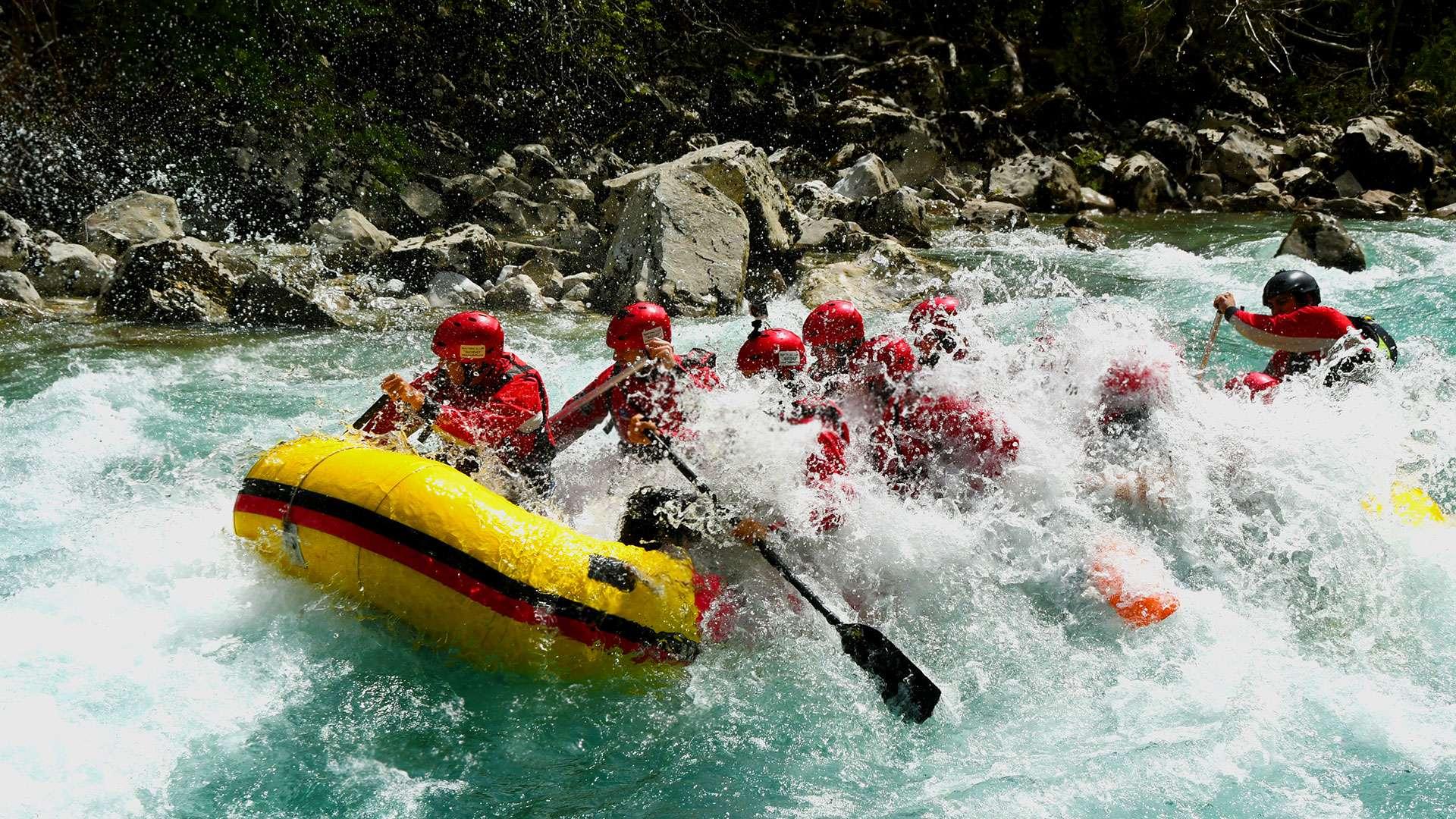 rafting river tara najpovoljniji aranzmani